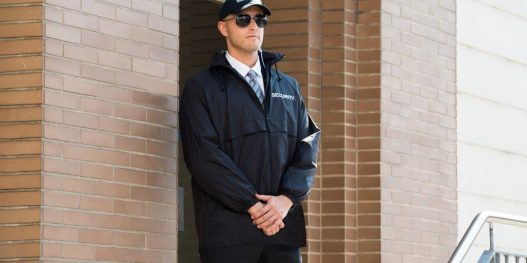 male-security-guard-standing-at-the-entrance_sizel_4d3c4c